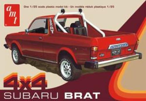 AMT Model Kits 1128 1/25 1978 Subaru Brat Pickup 2T Skill 2