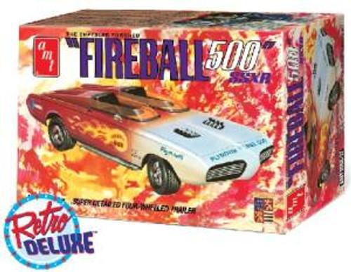 AMT Model Kits 1068 1/25 George Barris Fireball 500 (Commemorative Pkg)