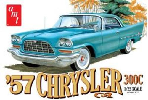 AMT Model Kits 1100 1/25 1957 Chrysler 300