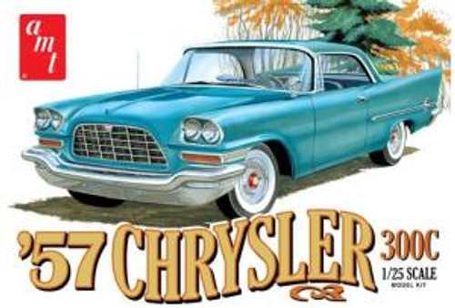 AMT Model Kits 1100 1/25 1957 Chrysler 300
