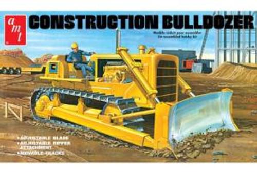 AMT Model Kits 1086 1/25 Construction Bulldozer