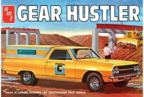 AMT Model Kits 1096 1/25 1965 Chevy El Camino ''Gear Hustler''