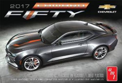 AMT Model Kits 1035 1/25 2017 Chevy Camaro 50th Anniversary