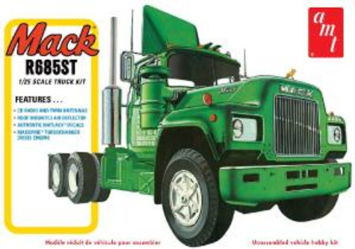 AMT Model Kits 1039 1/25 Mack R685ST Semi Tractor