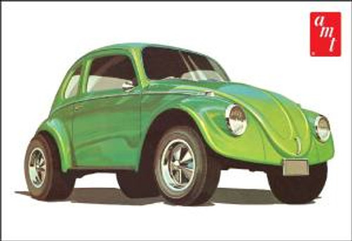 AMT Model Kits 1044 1/25 Volkswagen Beetle Superbug Gasser