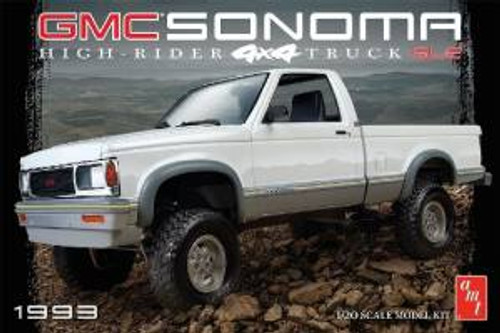AMT Model Kits 1057 1/25 1993 GMC Sonoma 4x4