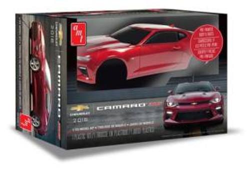 AMT Model Kits 1020 1/25 2016 Chevy Camaro SS