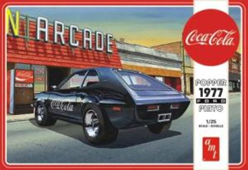 AMT Model Kits 1166 1/25 Popper 1977 Ford Pinto w/Coke Machine 2T Skill 3