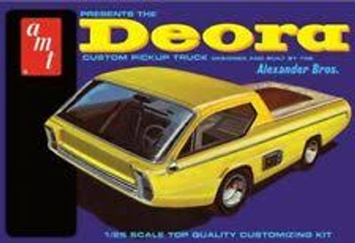 AMT Model Kits 926 1/25 Dodge Deora