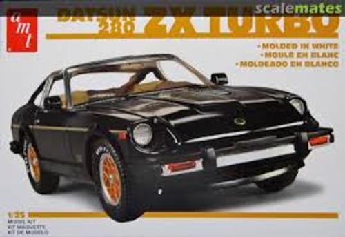 AMT Model Kits 1043 1/25 1980 Datsun ZX Turbo