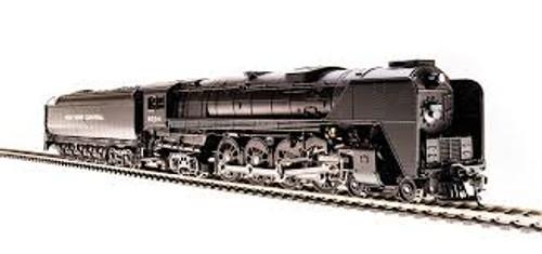 Broadway Limited Imports 5835 HO Scale P3 NYC Niagara S1b 4-8-4 Steam Loco Unlttrd./DC/DCC Sound