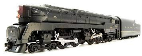Broadway Limited Imports 5849 HO Scale P3 PRR T1 4-4-4-4 Steam Loco Unlttrd Modernized Version