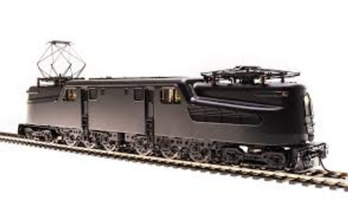 Broadway Limited Imports 4696 HO Scale P3 GG-1 Unlttrd green DC/DCC