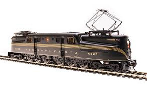Broadway Limited Imports 4687 HO Scale P3 GG-1 PRR #4825 5-Stripe DC/DCC