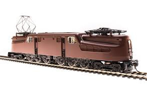 Broadway Limited Imports 4697 HO Scale P3 GG-1 Unlttrd Tuscan DC/DCC