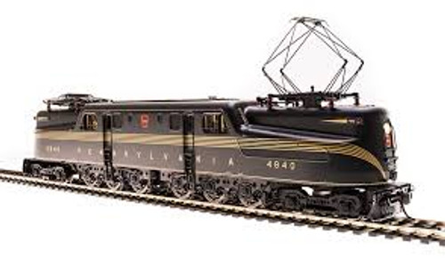 Broadway Limited Imports 4684 HO Scale P3 GG-1 PRR #4813 5-Stripe DC/DCC