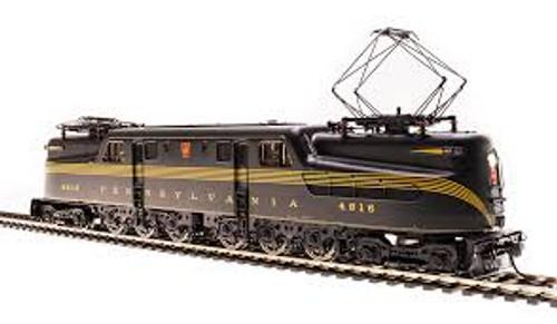 Broadway Limited 4688 HO Scale P3 GG-1 PRR #4801 5-Stripe DC/DCC