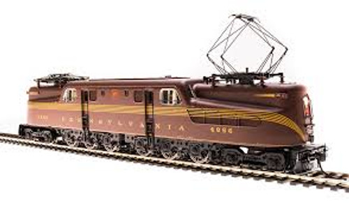 Broadway Limited Imports 4692 HO Scale P3 GG-1 PRR #4856 Tuscan 5-Stripe DC/DCC