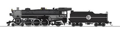 Broadway Limited Imports 5915 HO Scale P3 4-6-2 Lt.Pacific ACL #1525 DC/DCC Sound