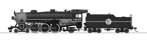 Broadway Limited Imports 5916 HO Scale P3 4-6-2 Lt.Pacific ACL #1532 DC/DCC Sound