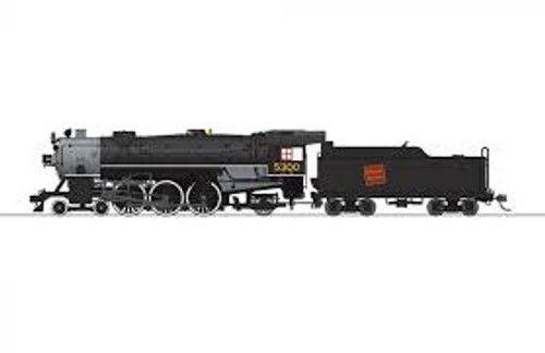 Broadway Limited Imports 5905 HO Scale P3 4-6-2 Hvy.Pacific CN #5300 DC/DCC Sound