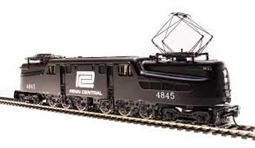 Broadway Limited Imports 4695 HO Scale P3 GG-1 PC #4845 black DC/DCC