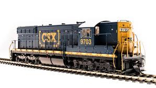 Broadway Limited Imports 5782 HO Scale P3 SD7 Diesel CSX #9700 DC/DCC Sound
