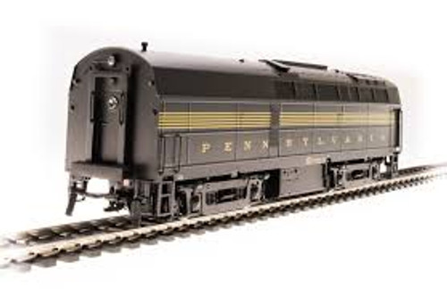 Broadway Limited Imports 5753 HO Scale P3 PRR Sharknose B-Unit Diesel #2010B DC/DCC