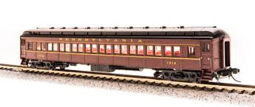 Broadway Limited Imports 3771 N Scale PRR P70R #1263 w/o Ice AC Tuscan Red w/Buff Lettering