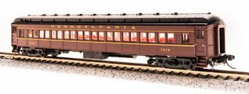 Broadway Limited Imports 3770 N Scale PRR P70R #1032 w/o Ice AC Tuscan Red w/Buff Lettering