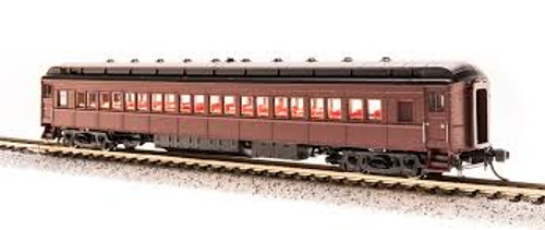 Broadway Limited Imports 3772 N Scale PRR P70R w/Ice Unlttrd. Tuscan Red