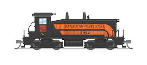 Broadway Limited Imports 3862 N Scale P3 NW2 Diesel CN #7942 DC/DCC Sound
