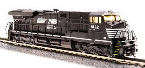 Broadway Limited Imports 3900 N Scale P3 ES44AC Diesel NS #8132 DC/DCC Sound