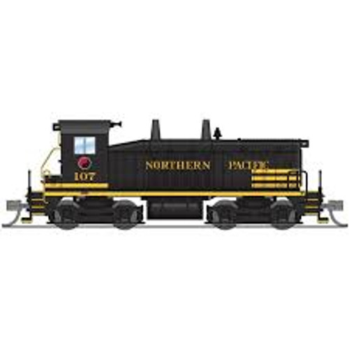 Broadway Limited Imports 3881 N Scale P3 SW7 Diesel NP #107 DC/DCC Sound