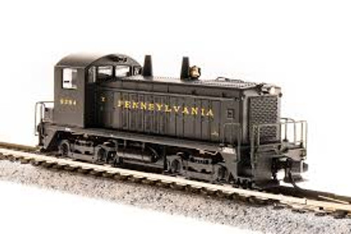 Broadway Limited Imports 3883 N Scale P3 SW7 Diesel PRR #9384 DC/DCC Sound