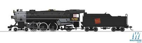 Broadway Limited Imports 5904 HO Scale P3 4-6-2 Hvy.Pacific CN #5298 DC/DCC Sound