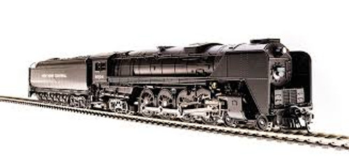 Broadway Limited Imports 5830 HO Scale P3 NYC Niagara S1b 4-8-4 Steam Loco #6002/DC/DCC Sound