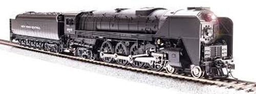 Broadway Limited Imports 5832 HO Scale P3 NYC Niagara S1b 4-8-4 Steam Loco #6018 DC/DCC Sound