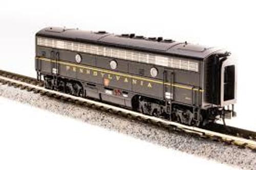 Broadway Limited Imports 3529 N Scale P3 F7A Diesel PRR 9673B 1-stripe DC/DCC