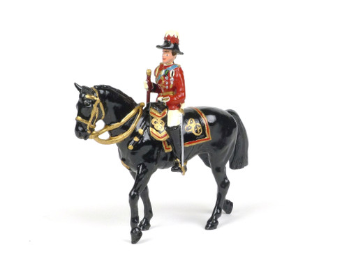 Ducal Models Toy Soldiers M7 Field Marshall Mounted