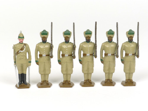 Tradition of London No. 33 20th Punjab Infantry 1890