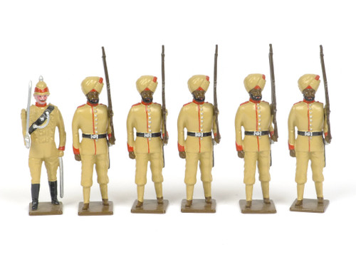Tradition of London No. 9 Punjab Frontier Force 1880
