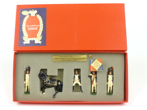 Tradition of London No. N1A French Imperial Guard Grenadiers 1810