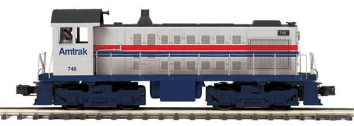 MTH Trains 20-21178-1 Amtrak Alco S-2 Switcher Diesel Engine Proto-Sound 3 O Scale