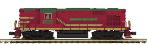 MTH Trains 20-21068-1 Napa Valley Wine Train RS-11 High Hood Diesel Engine Proto-Sound 3.0