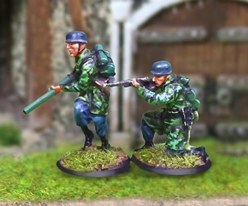 Collectors Battlefield CBG016 SS Panzergrenadier Panzerschrek Team