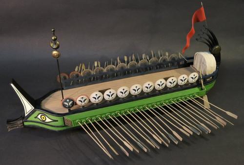 John Jenkins Designs Armies And Enemies Of Ancient Rome Carthaginian Warship