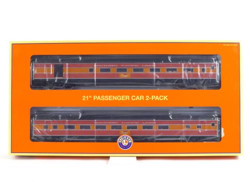 "Lionel Trains 6-83107 Southern Pacific Daylight 21"" Passenger 2-Car Set O Gauge"