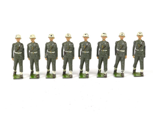 WBritain 2021 United States Military Police Marching
