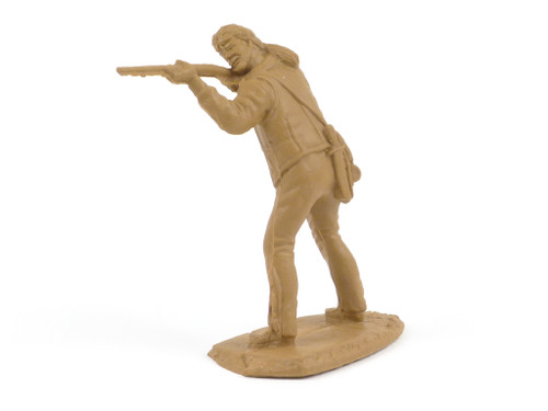 Conte Collectible Toy Soldiers John Wayne Standing Firing Plastic Figure 60mm Rare